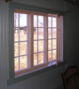 Fönsterlister