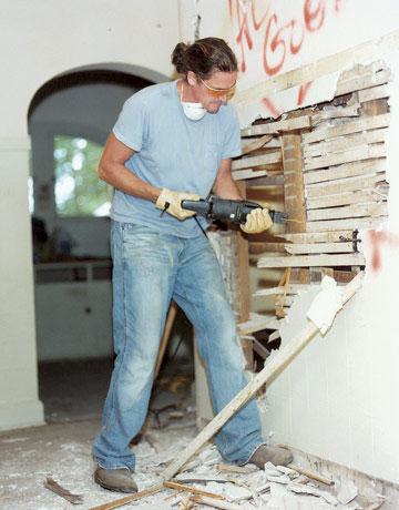 Renovera hus själv